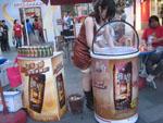 广告促销冰桶